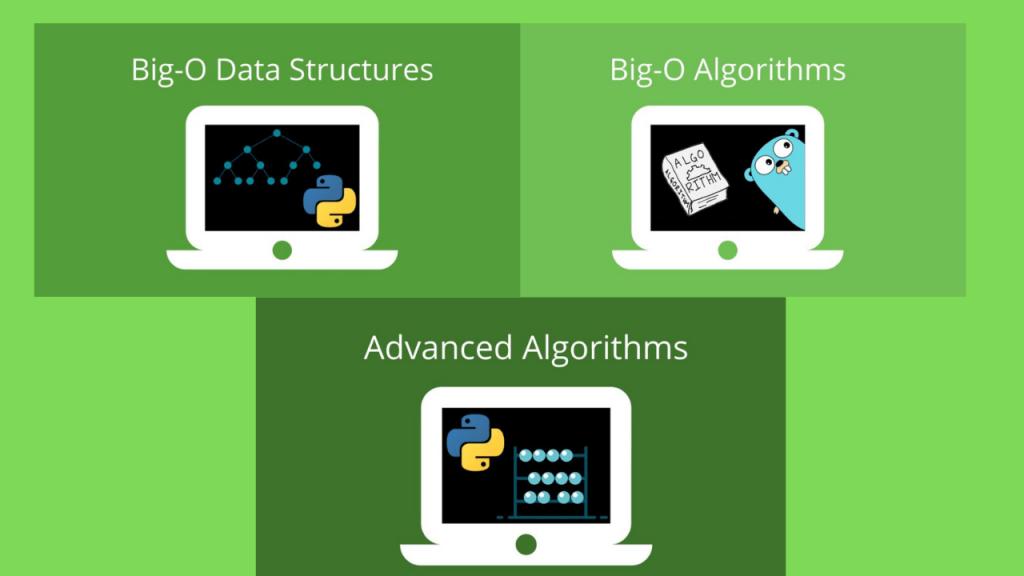 qvault data structures and algorithms courses